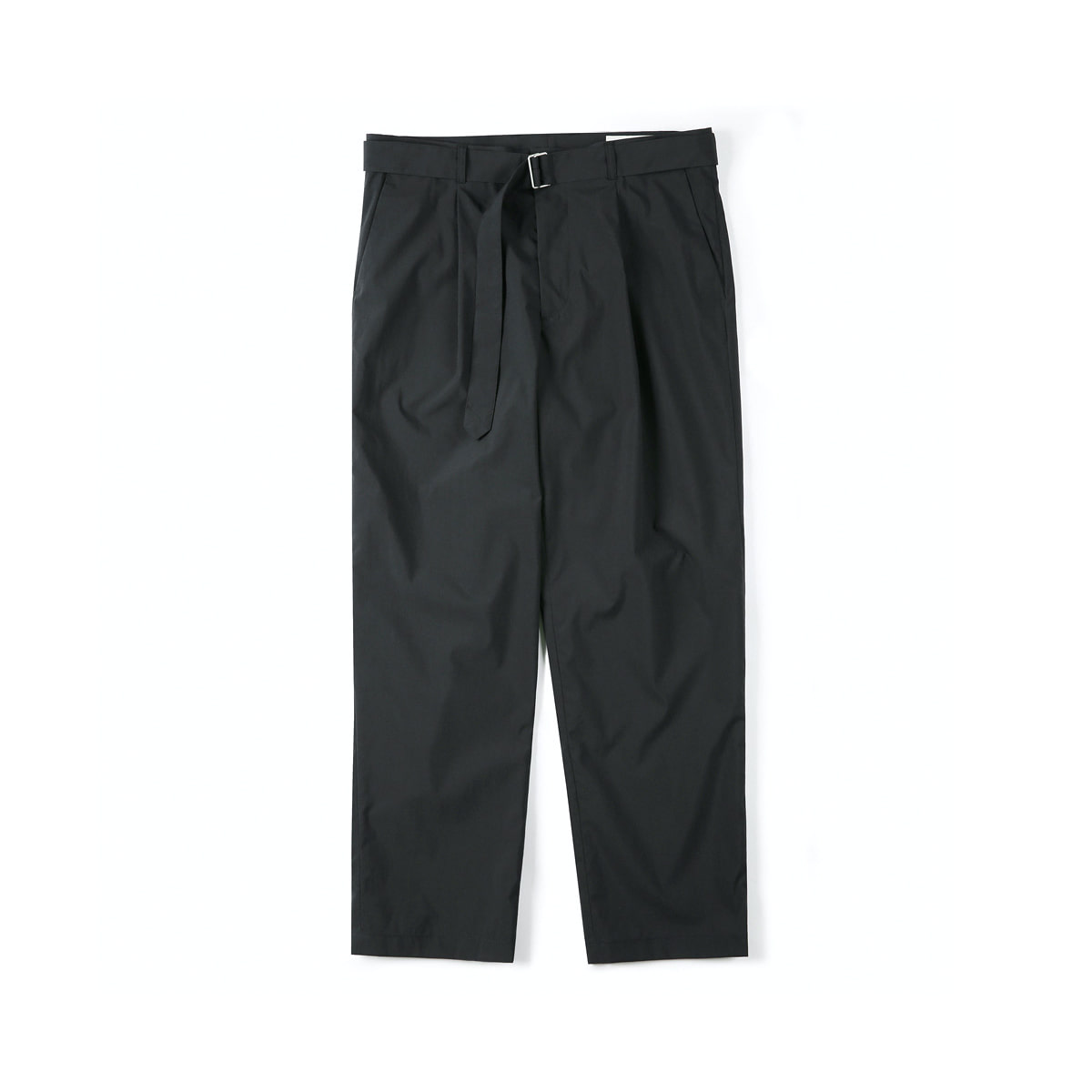 [SHIRTER] ECO DRY LIGHT PANTS 'BLACK'