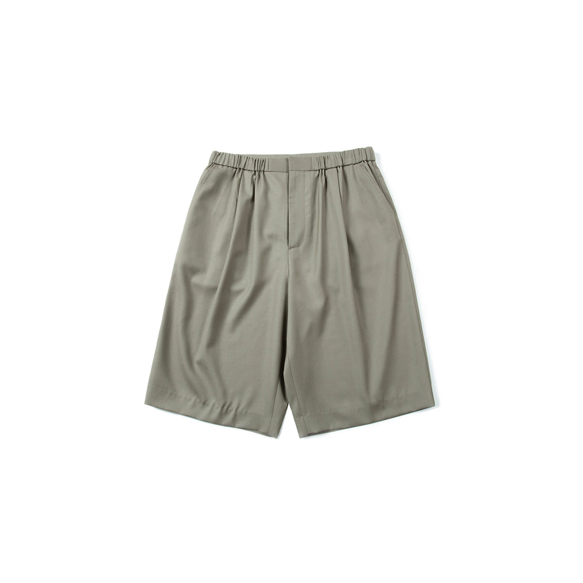 [BROWNYARD] HALF PANTS 'LIGHT OLIVE'