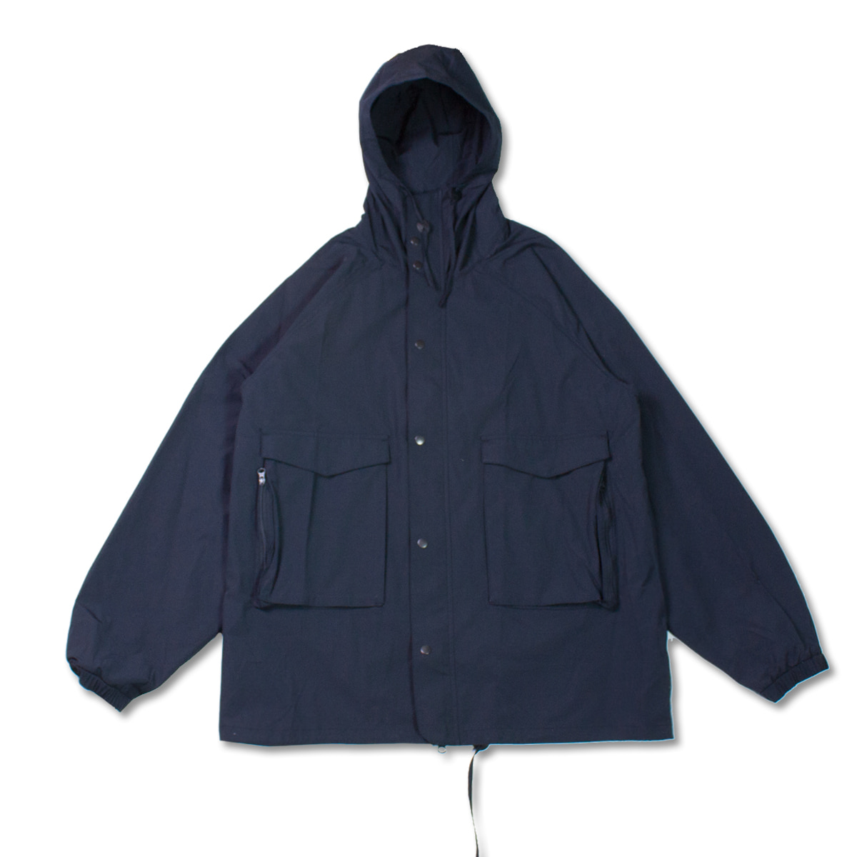 [8DIVISION] HODED WEP JACKET 'NAVY'