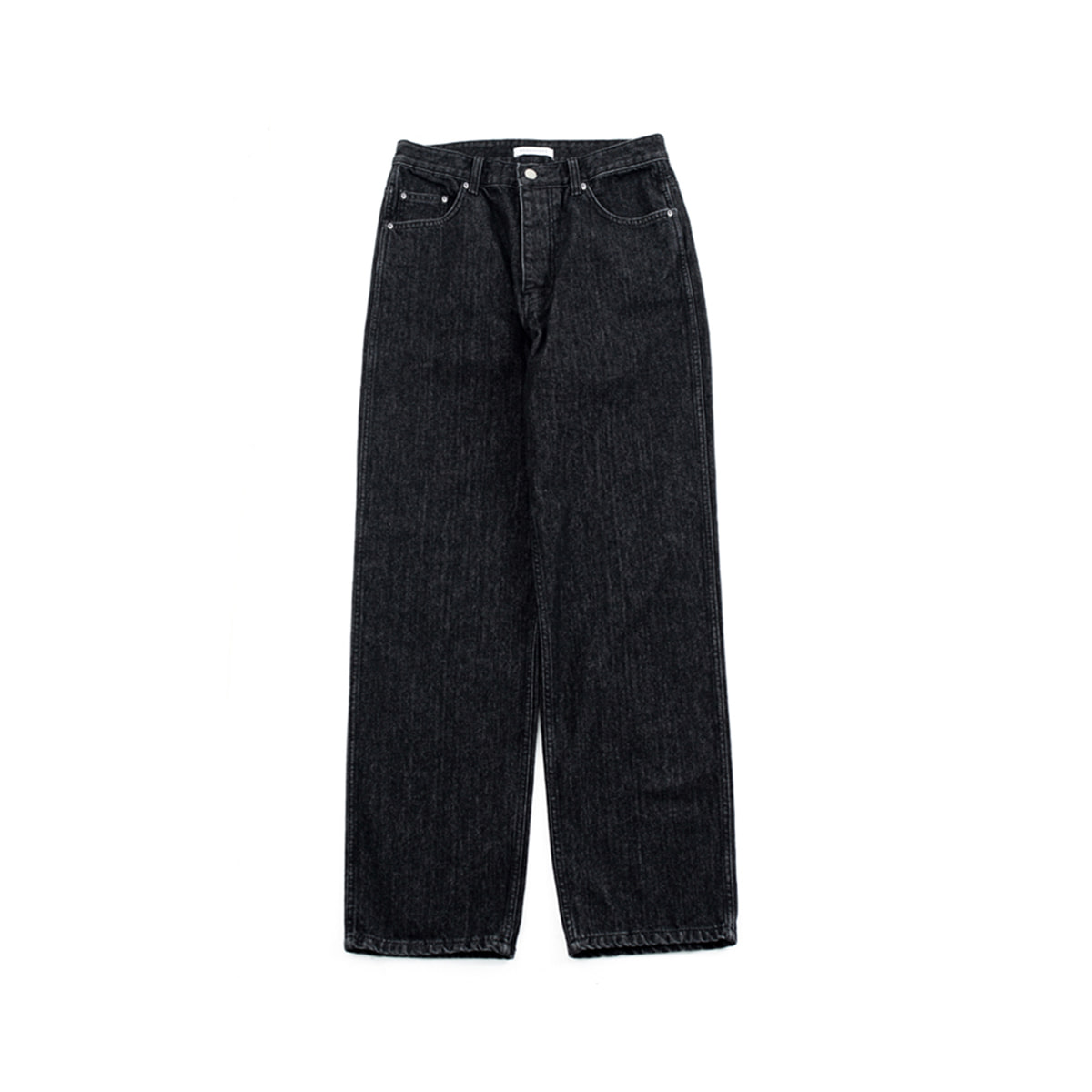 [BROWNYARD] STANDARD DENIM 'BLACK'