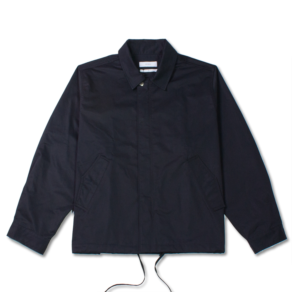 [8DIVISION] OVERSIZED DRIZZLER JACKET 'DARK NAVY'