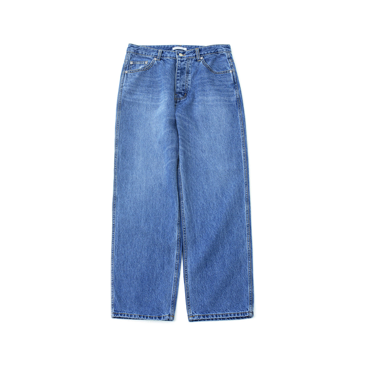 [BROWNYARD] REGULAR DENIM 'BLUE'