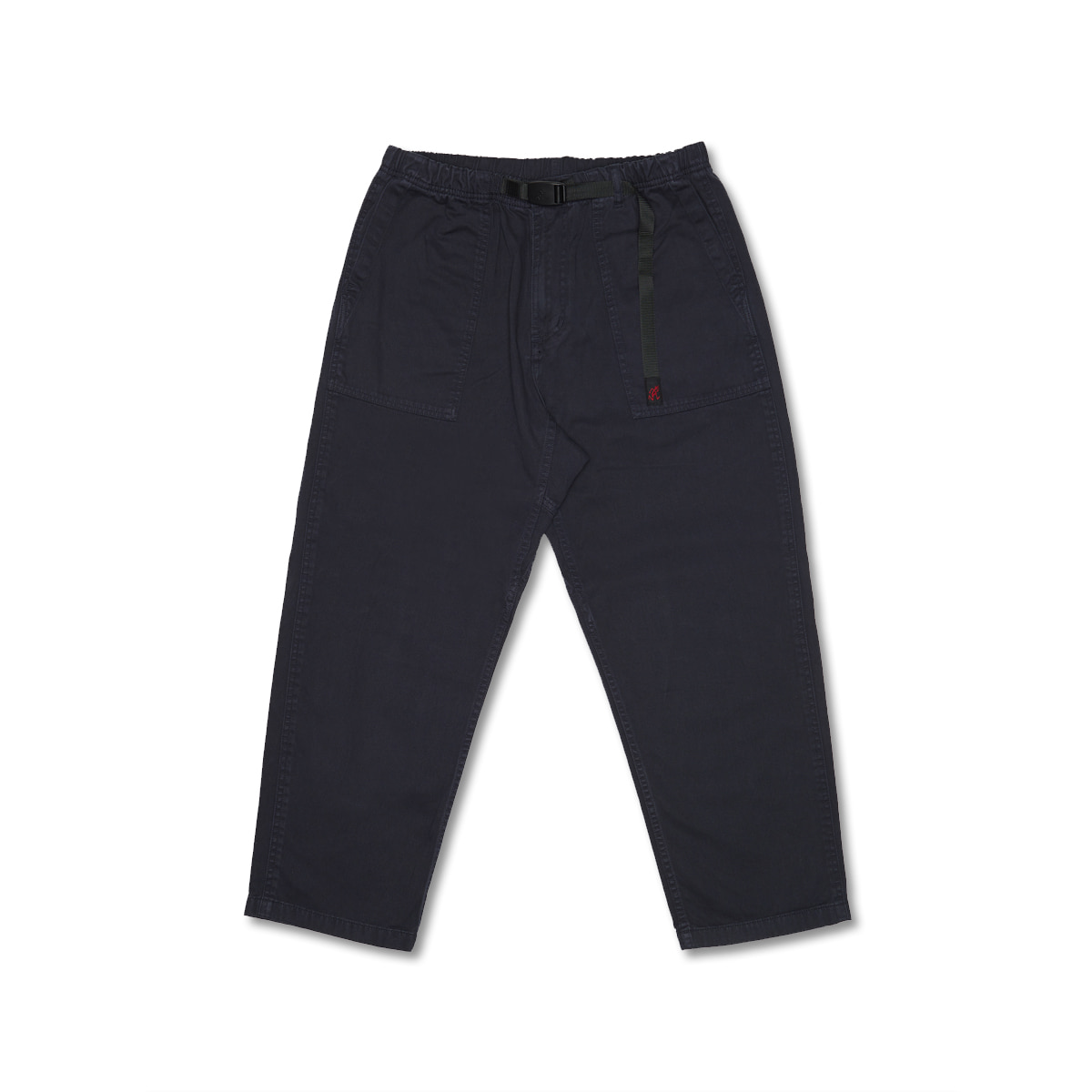 [GRAMICCI] LOOSE TAPERED PANTS 'DOUBLE NAVY'