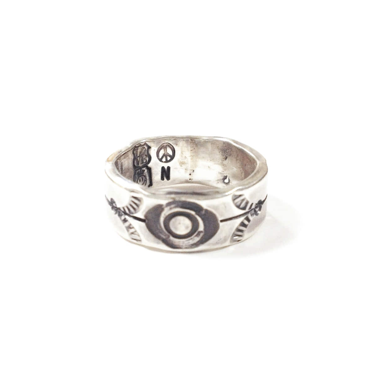 [NORTH WORKS] 900 SILVER RING 'W-022'