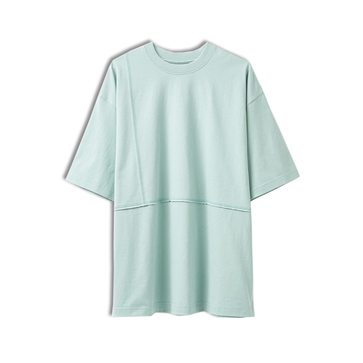 [YOUTH] CUT OFF T-SHIRT 'MINT'
