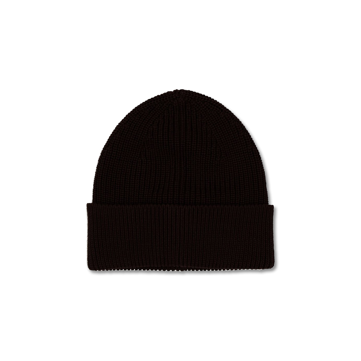 [ANDERSEN-ANDERSEN] COTTON CLASSIC BEANIE 'DARK BROWN'