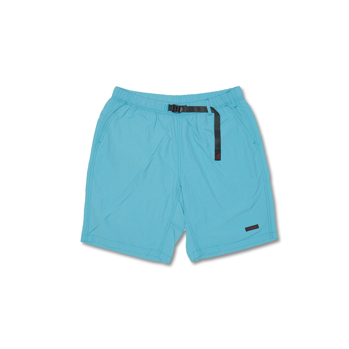 [GRAMICCI] SHELL PACKABLE SHORTS 'AQUA'