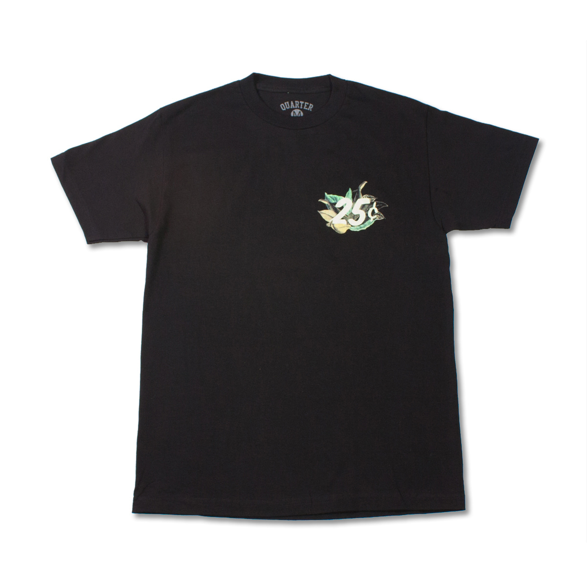 [QUARTERSNACKS] BOTANICAL SNACKMAN 'BLACK'