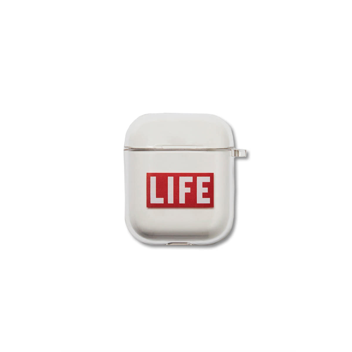 [LIFE ACHIVE] LIFE LOGO AIRPOD HARD CASE_1′,2′