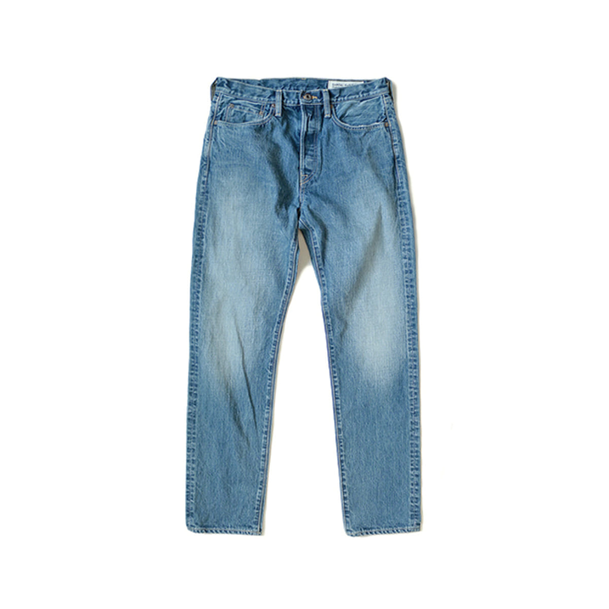 [KAPITAL] 14OZ DENIM 5P MONKEY CISCO 'CHU'
