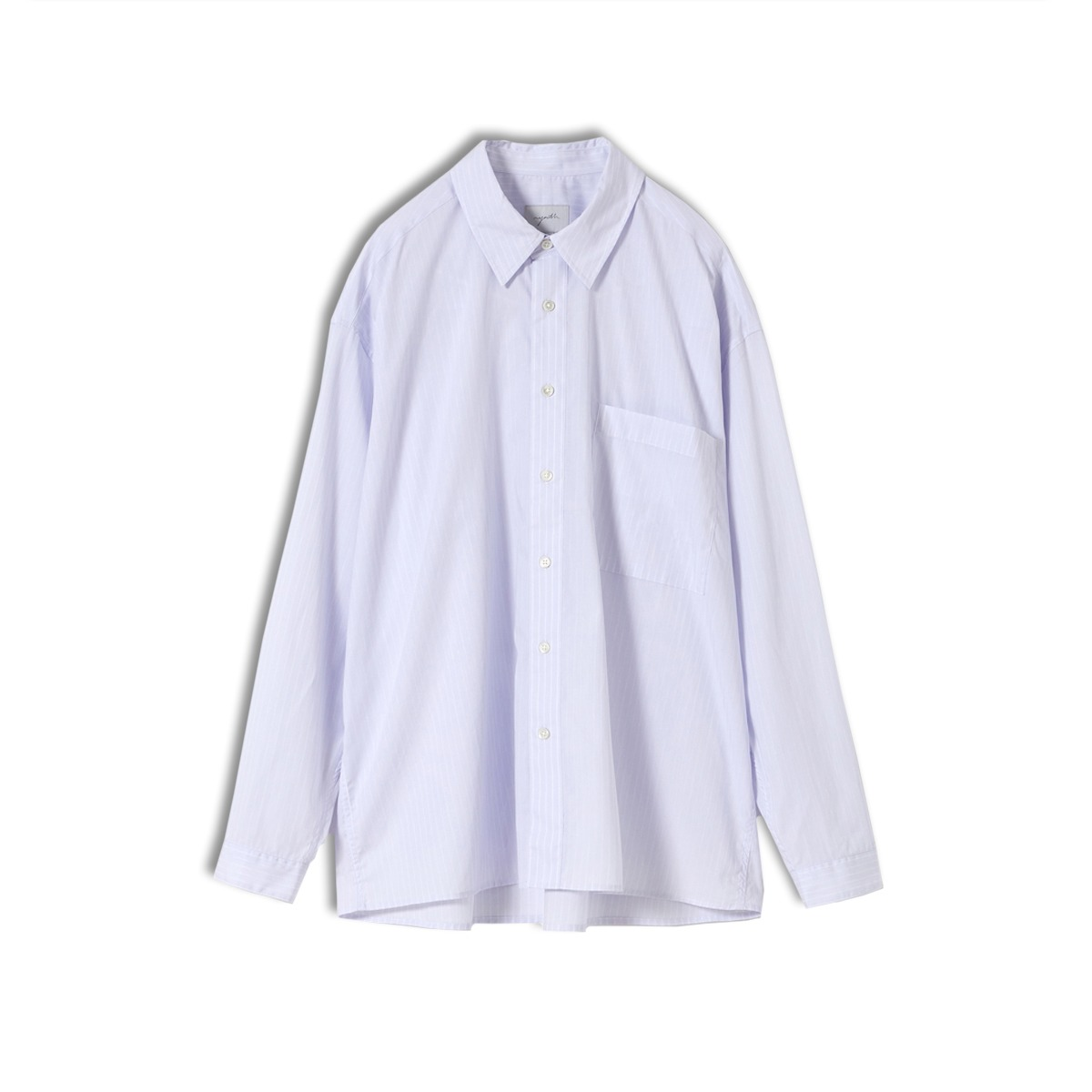 [YOUTH] LOOSED SHIRT 'LIGHT PURPLE'