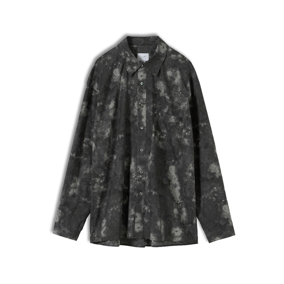 [YOUTH] TIE DYE SHIRT 'BLACK'
