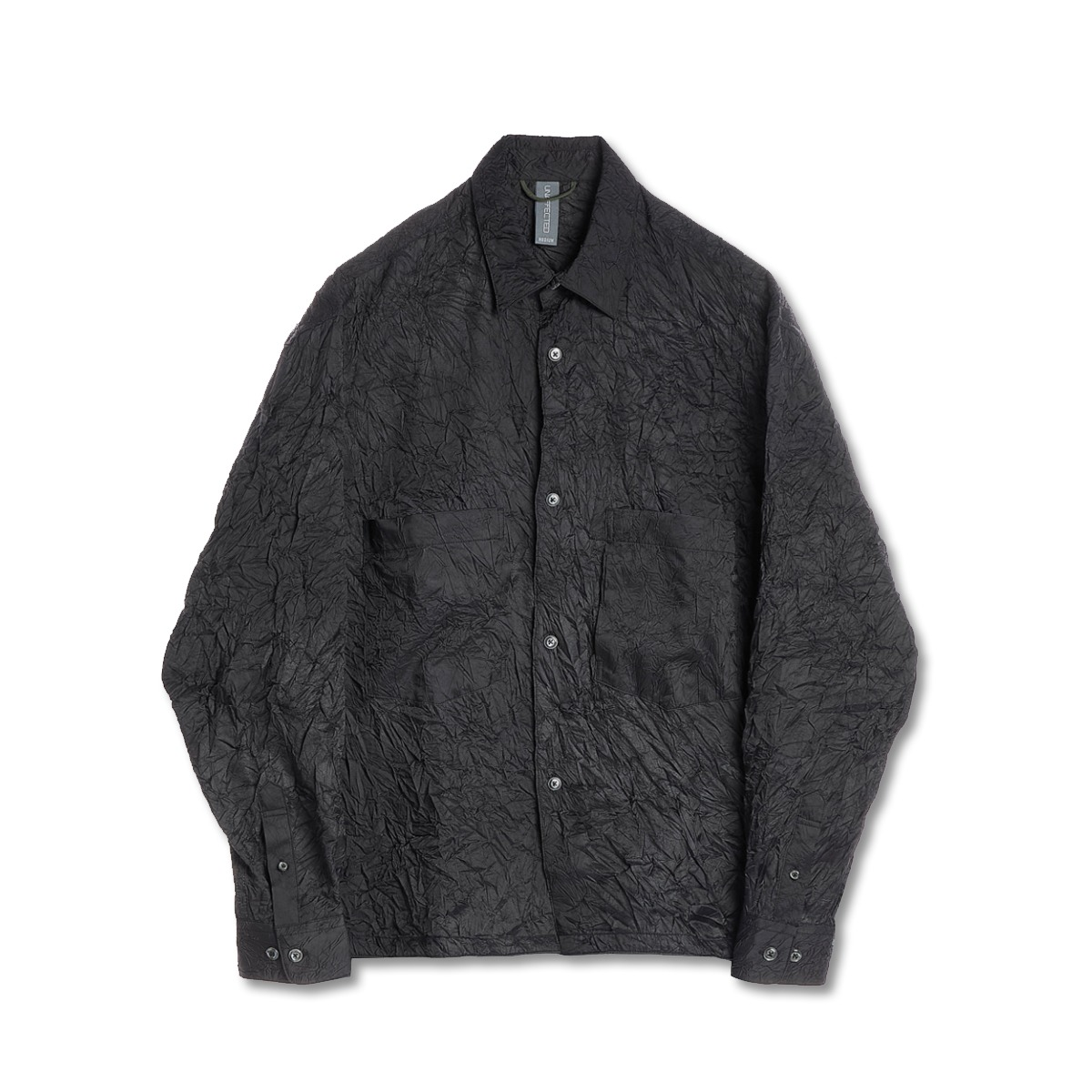 [UNAFFECTED] OVERSIZED SHIRT 'BLACK'