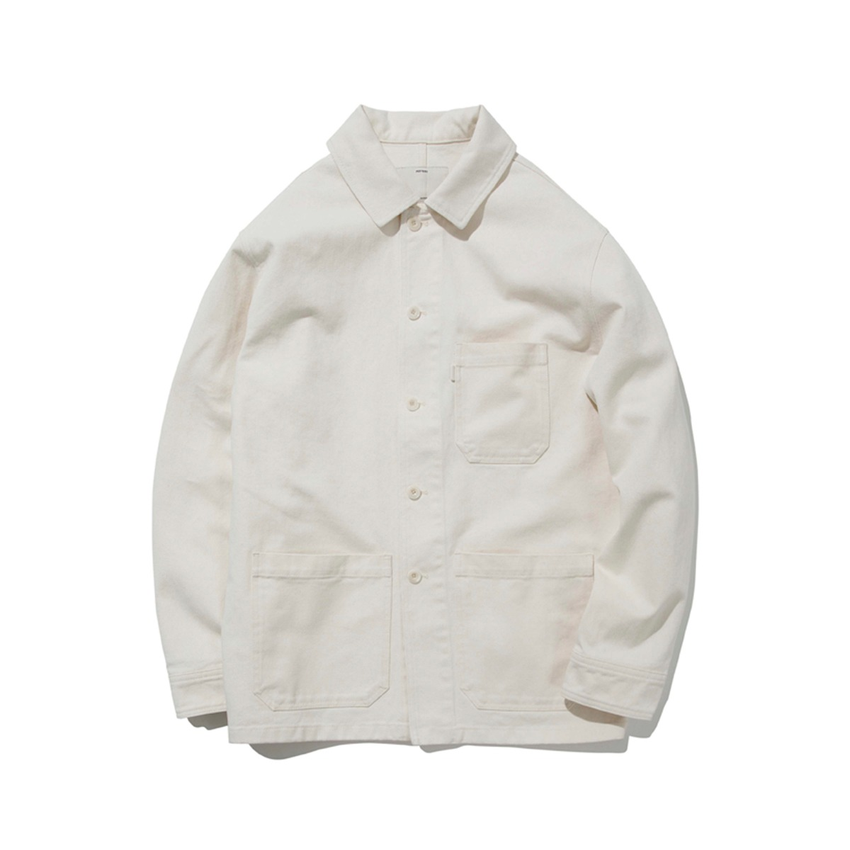 [POTTERY] WORK JACKET 'NATURAL WHITE'