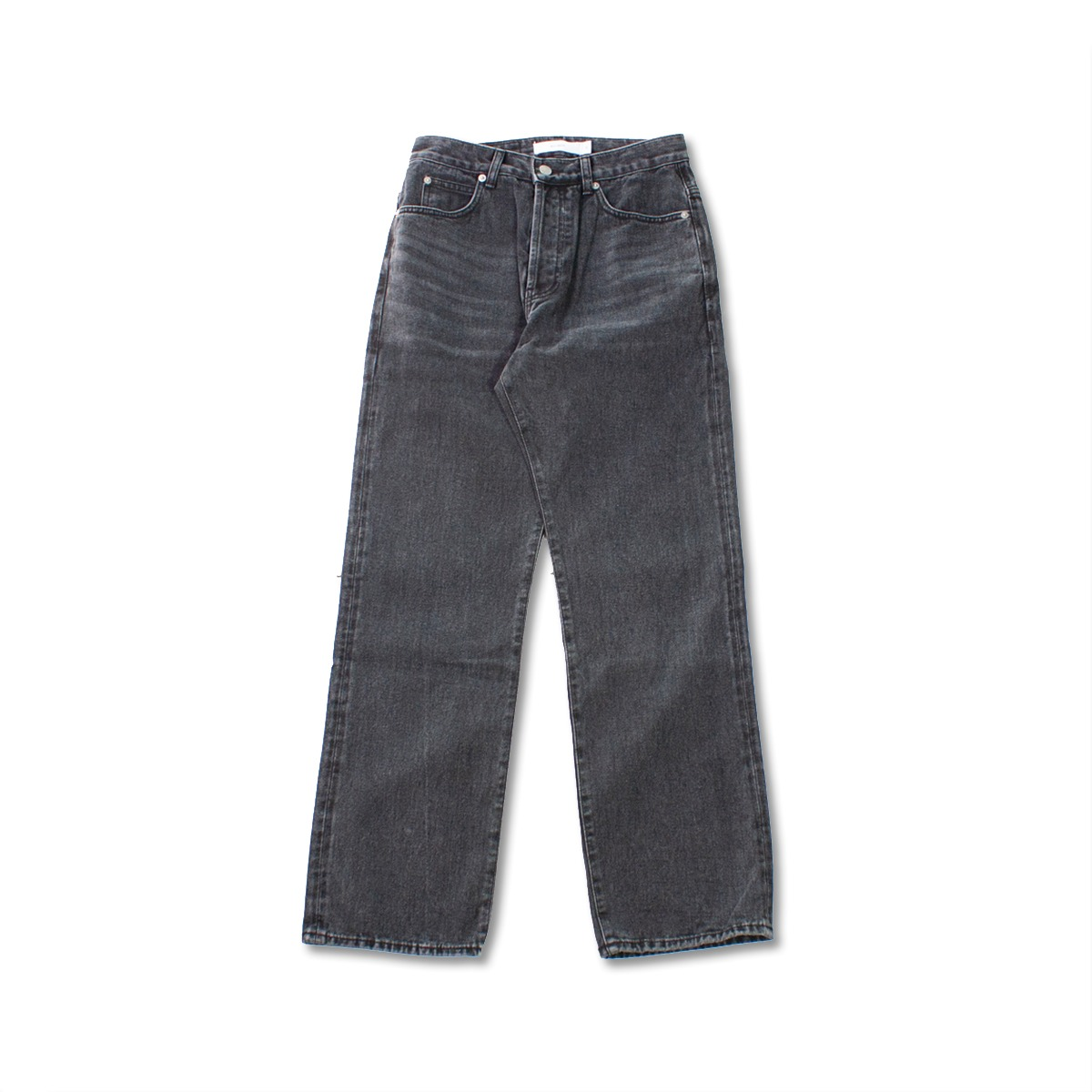 [8DIVISION] STRAIGHT LEG JEANS 'GREY'