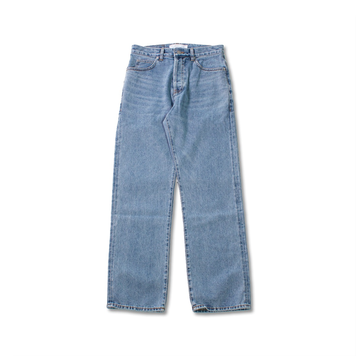 [8DIVISION] STRAIGHT LEG JEANS 'BLUE'