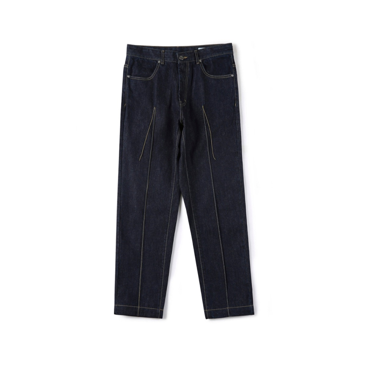 [SHIRTER] TAPERED ORIGINAL DENIM PANTS 'INDIGO'