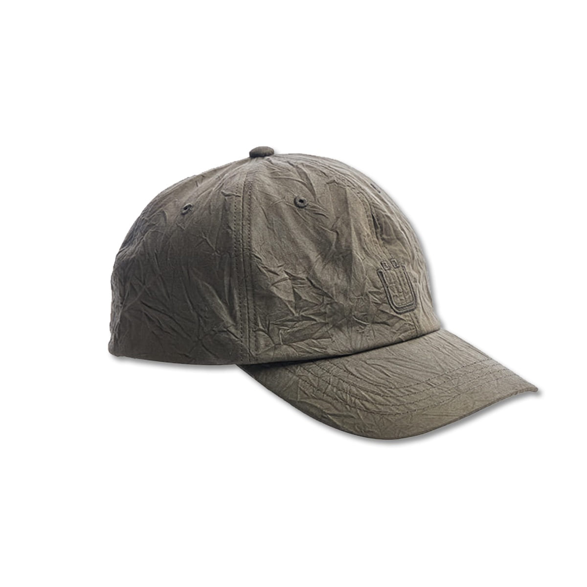 [UNAFFECTED] DRAWSTRING BALL CAP 'D.GREEN'
