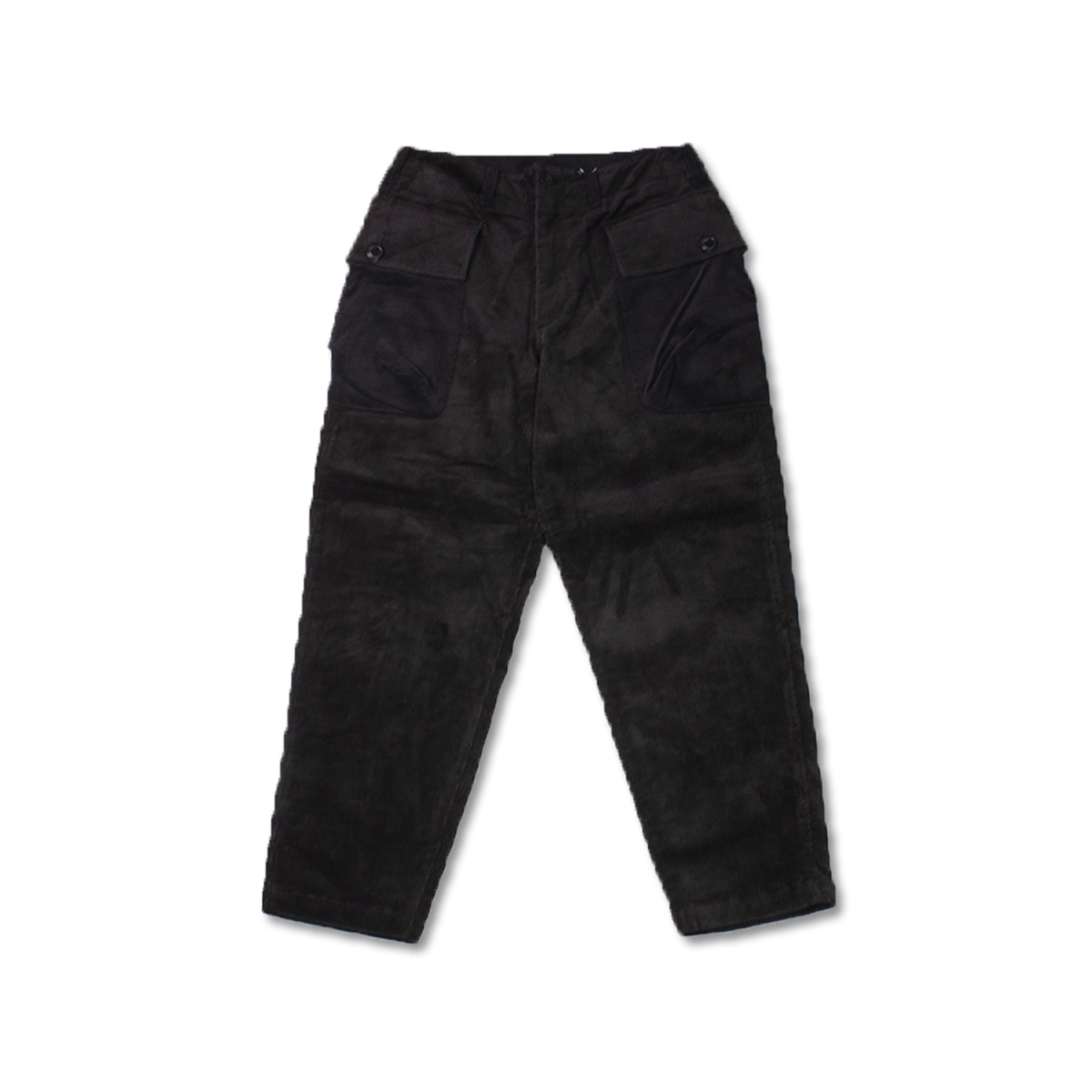 [SAGE DE CRET] PATCHWORK PANTS 'BLACK'