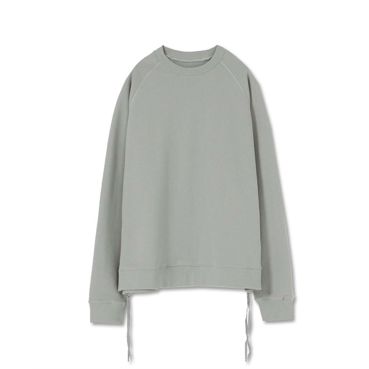 [YOUTH] SIDE ZIP-UP SWEATSHIRT 'MINT'