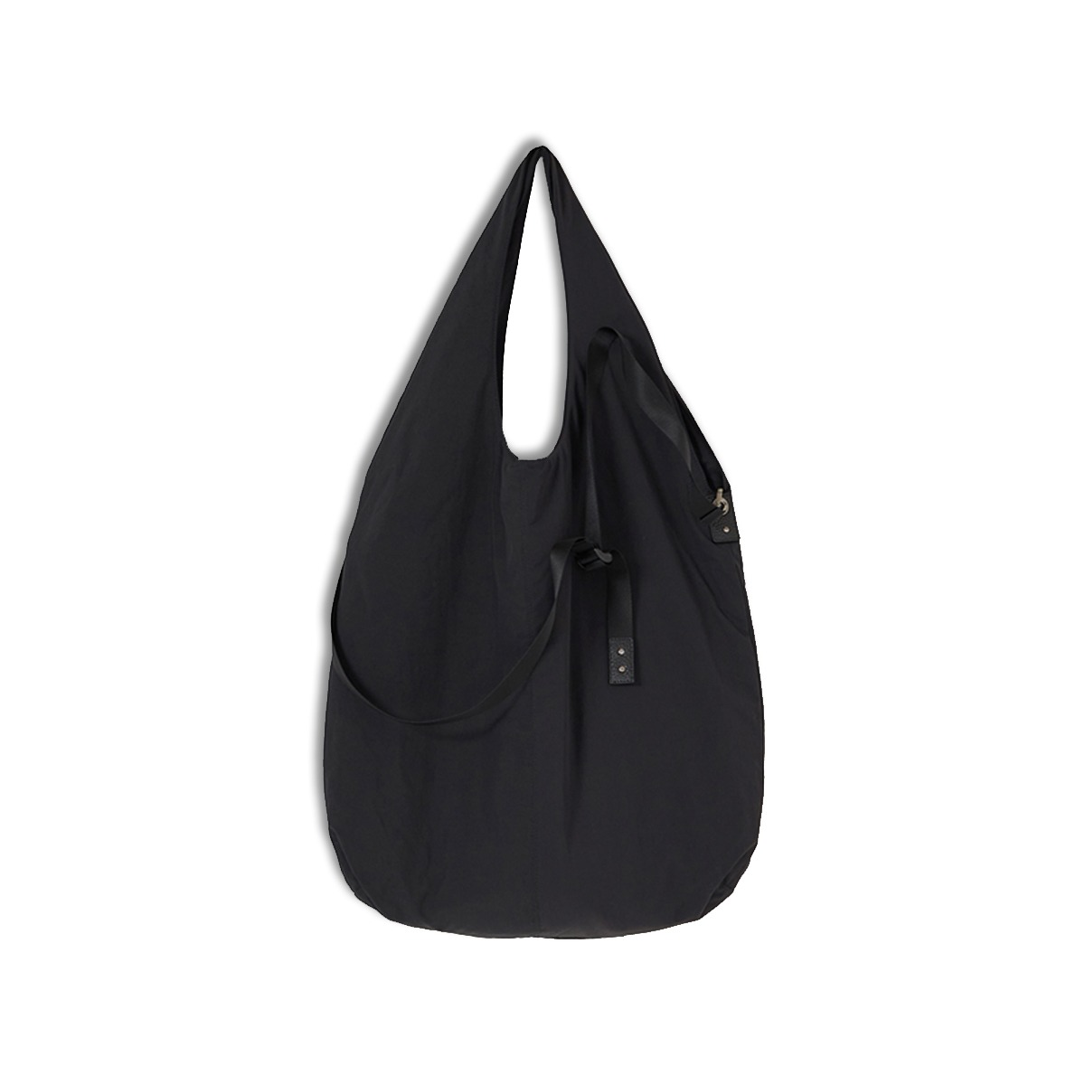 [YOUTH] PADDED SHOPPER BAG 'BLACK'