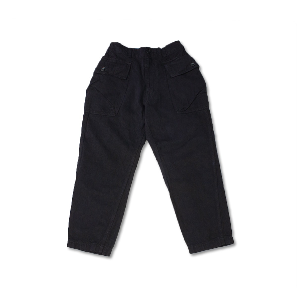 [SAGE DE CRET] 20FW MILITARY PANTS 'BLACK'