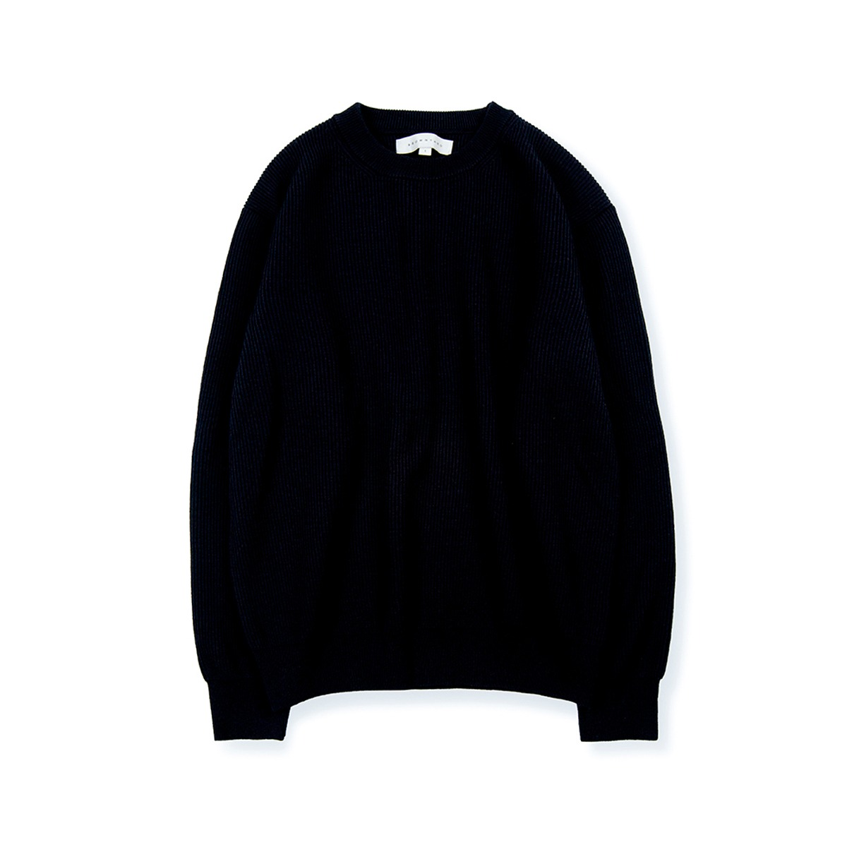 [BROWNYARD] ESSENTIAL SWEATER 'NAVY'