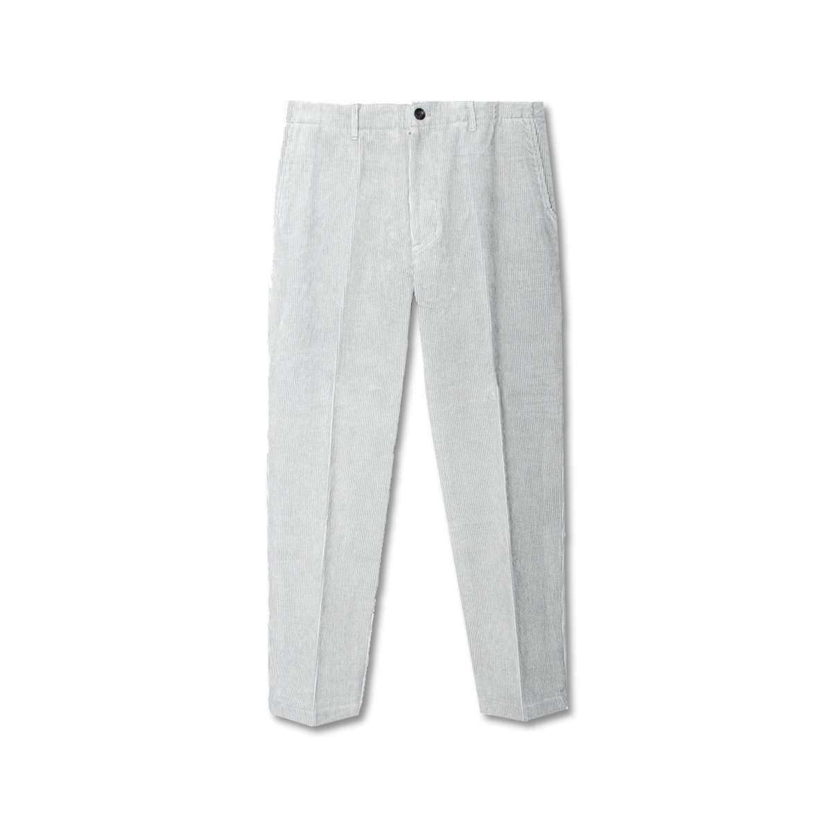[UNAFFECTED] LOOSE PANTS 'LIGHT GREY'