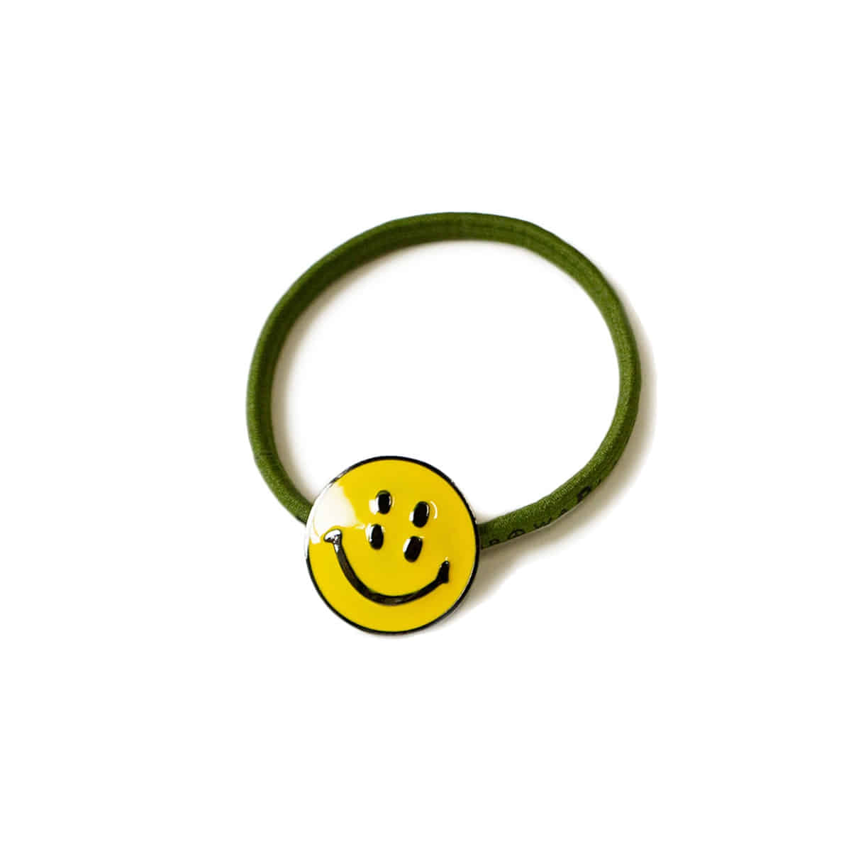 [KAPITAL] RAIN SMILE CONCHO HAIRBAND 'KHAKI'