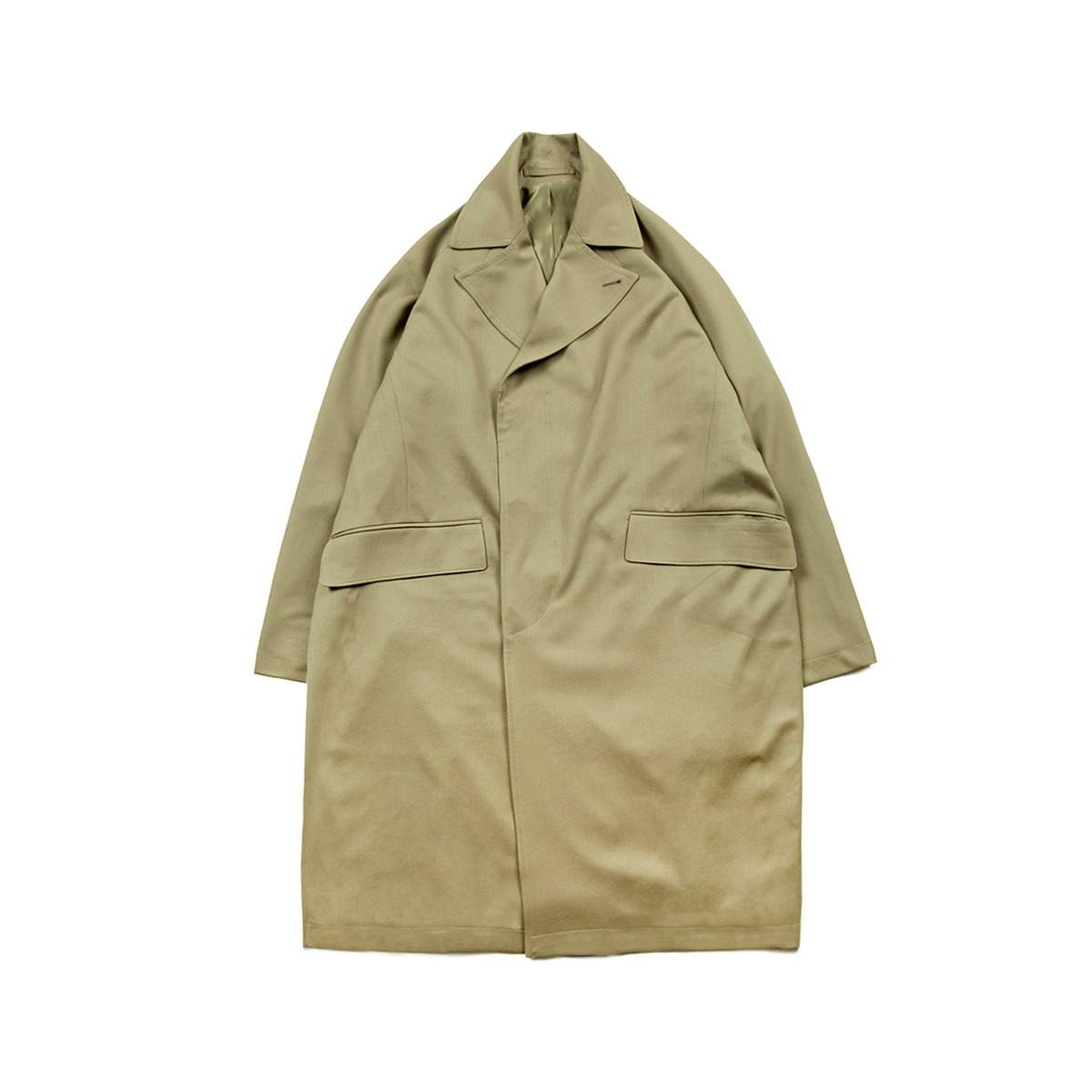 [BROWNYARD] ROBE COAT 'BEIGE'