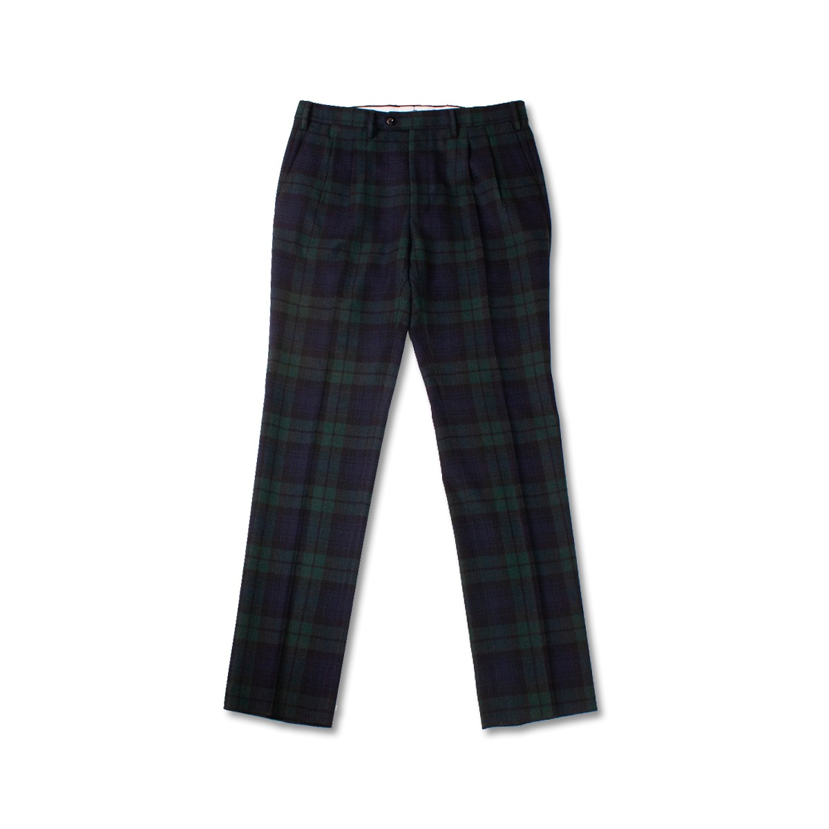 [EAST HARBOUR SURPLUS] HUTCH BLACKWATCH PANTS 'BLACK WATCH'