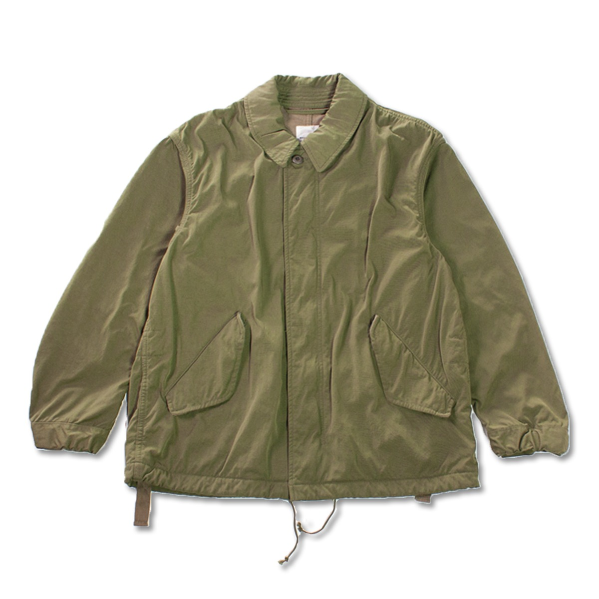 [SAGE DE CRET] SHORT FIELD JACKET 'KHAKI'