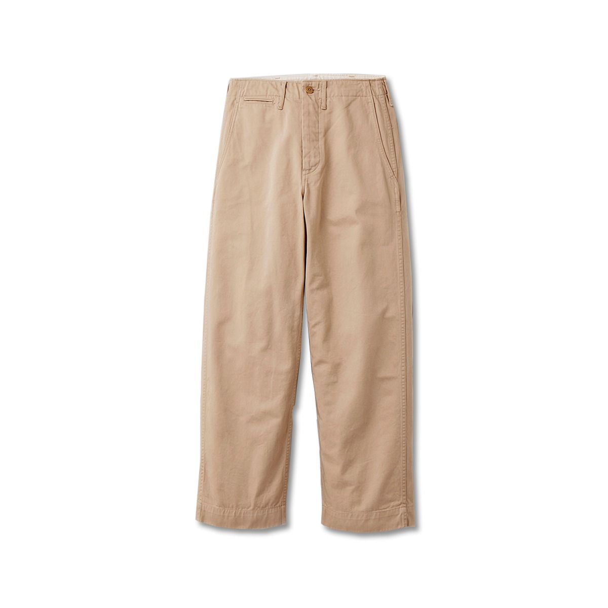 [FULLCOUNT] 1201-20A US ARMY CHINO 'BROWN BEIGE'