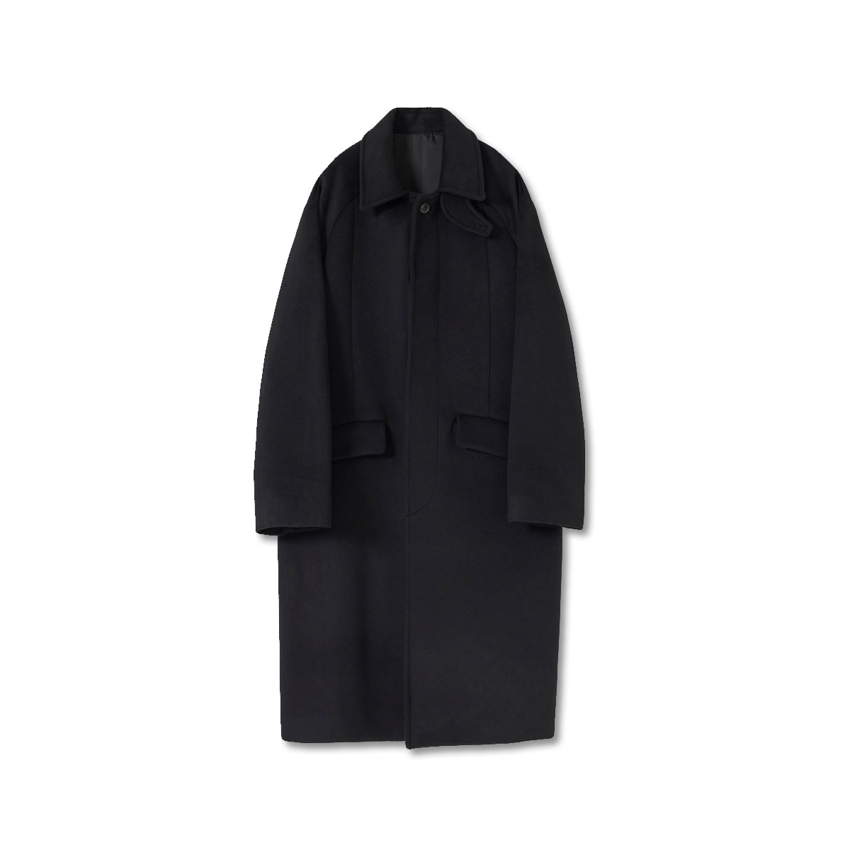 [YOUTH] MAC COAT 'BLACK'