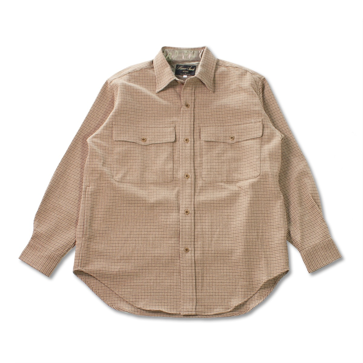 [HAVERSACK]  GUNCLUB CHECK SHIRT 'GUNCLUB CHECK'
