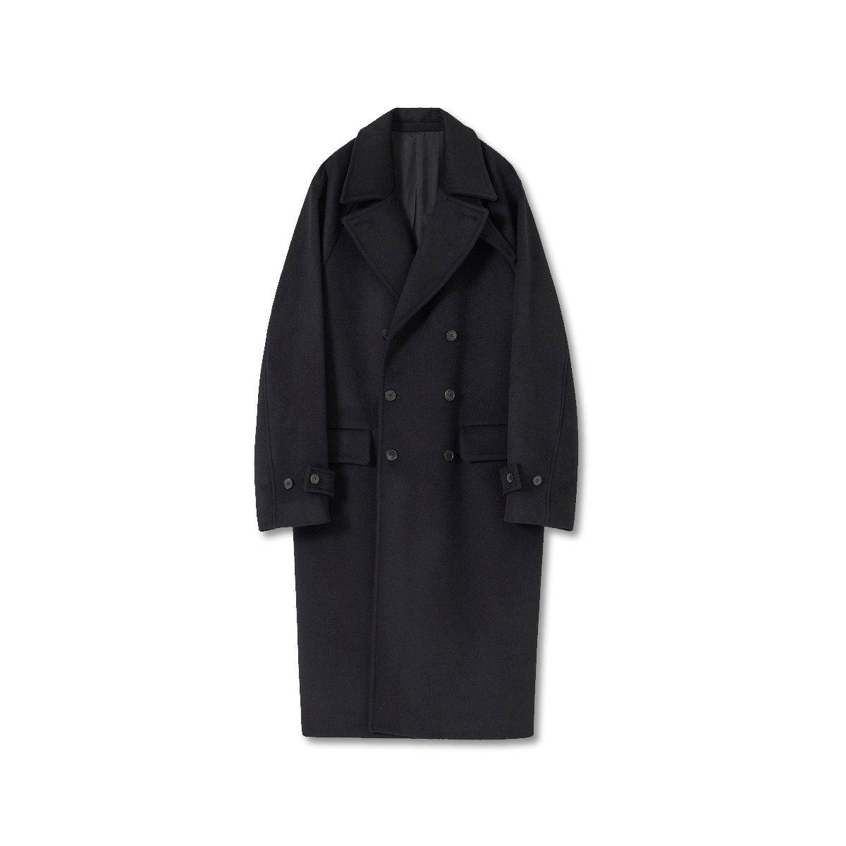 [YOUTH] OFFICER COAT 'BLACK'
