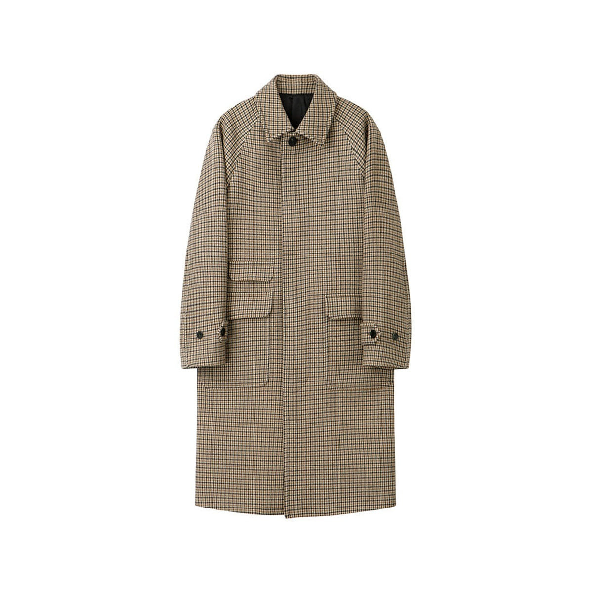[ART IF ACTS] BALMACAAN COAT 'CHECK'