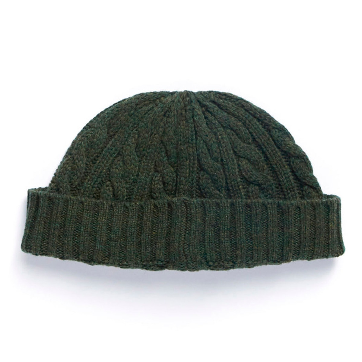 [EASTLOGUE] FISHERMAN WATCH CAP 'OLIVE'