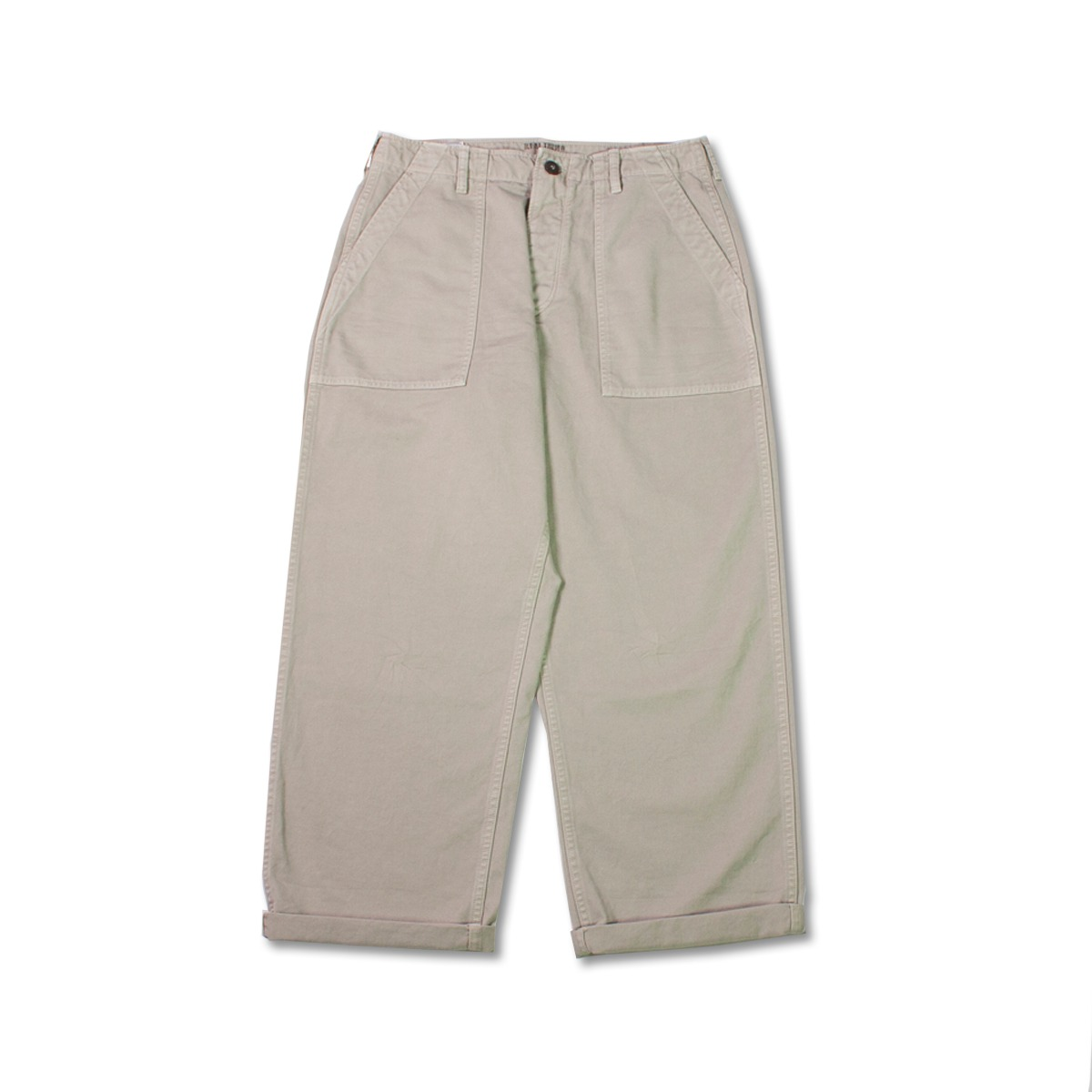 [MASON'S] FATIGUE PANTS 'BEIGE'