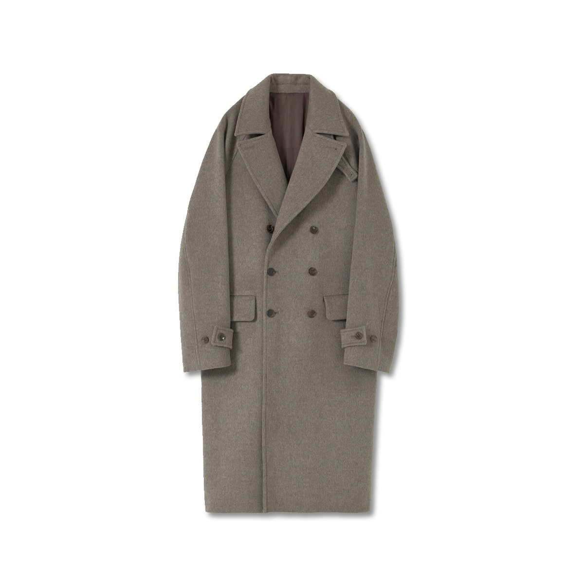 [YOUTH] OFFICER COAT 'IVORY'