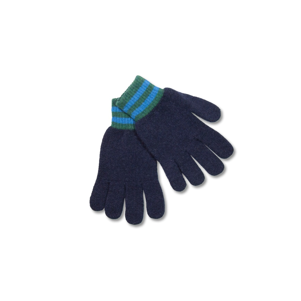 [HOWLIN] LOVE GLOVES 'NAVY'
