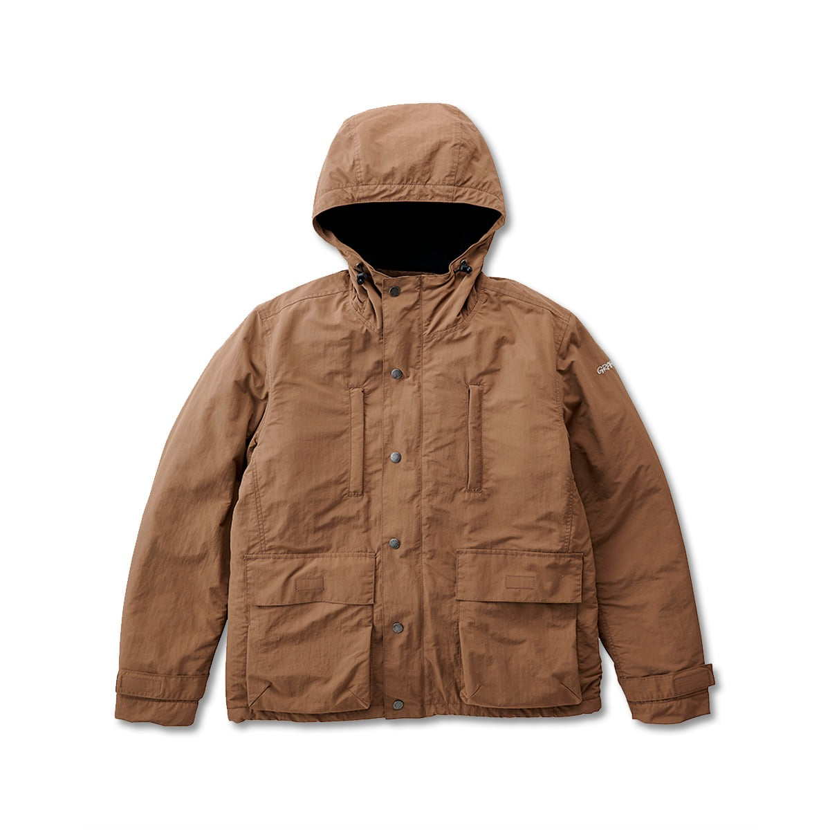 [GRAMICCI] SHELL MOUNTAIN PARKA 'TAN'