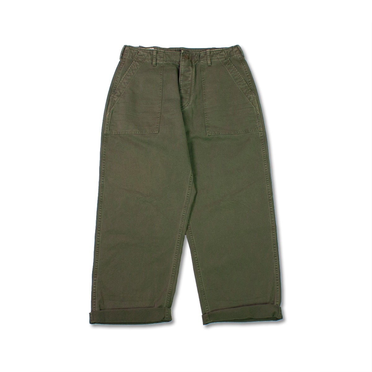 [MASON'S] FATIGUE PANTS 'KHAKI'