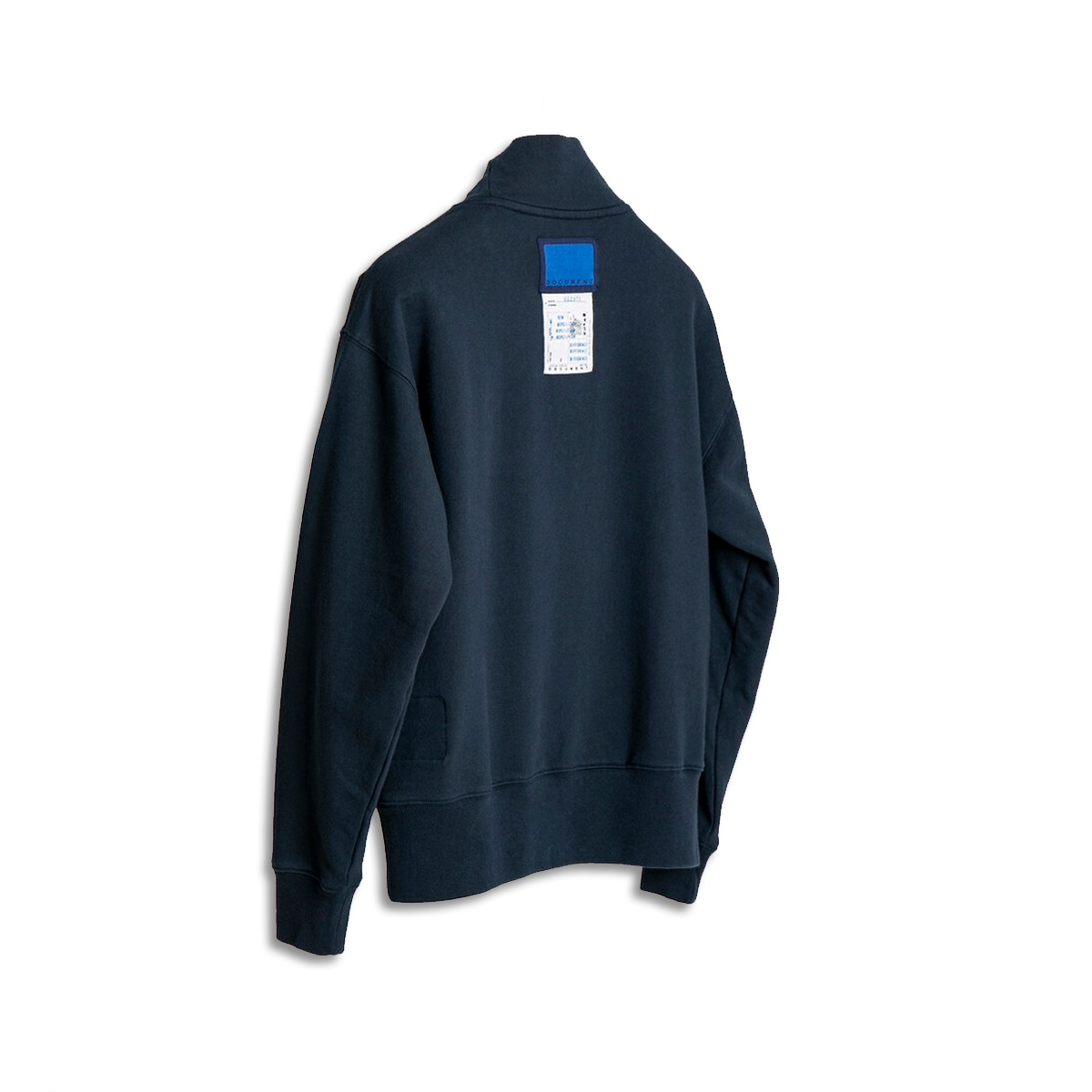 [DOCUMENT] CHRISTMAS TURTLE NECK SWEAT JERSEY 'NAVY'
