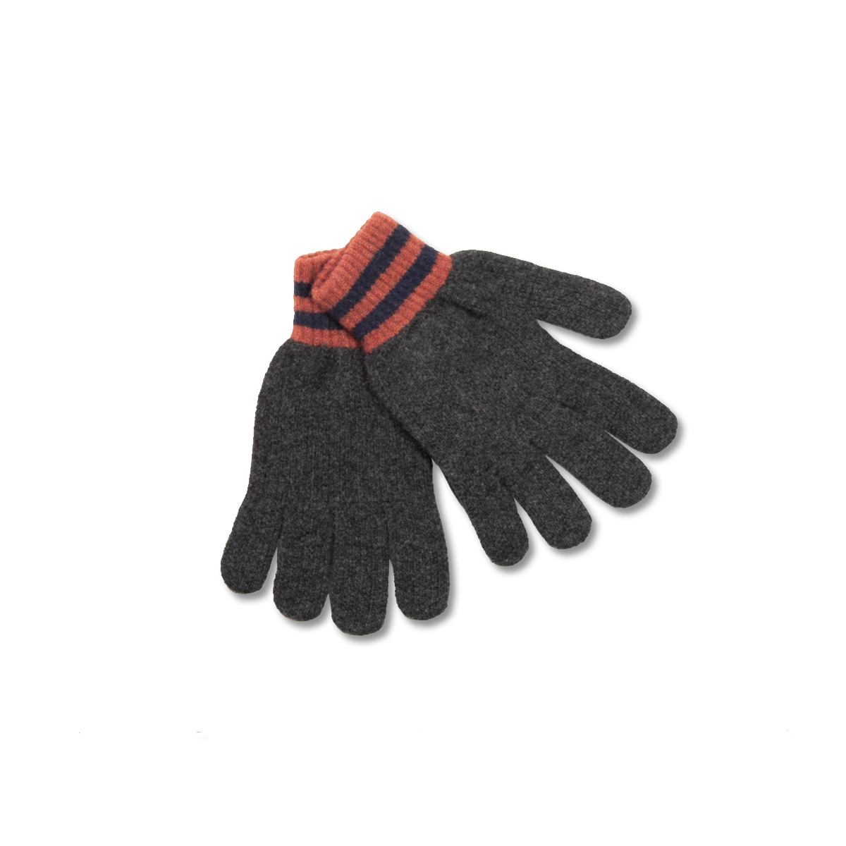 [HOWLIN] LOVE GLOVES 'CHARCOAL'