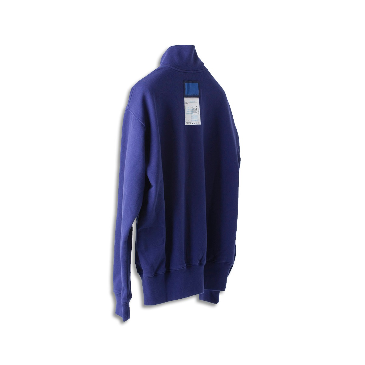 [DOCUMENT] CHRISTMAS TURTLE NECK SWEAT JERSEY 'BLUE'