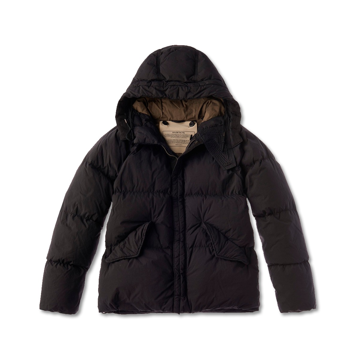 [TEN C] ARTIC DOWN PARKA 'BLACK'