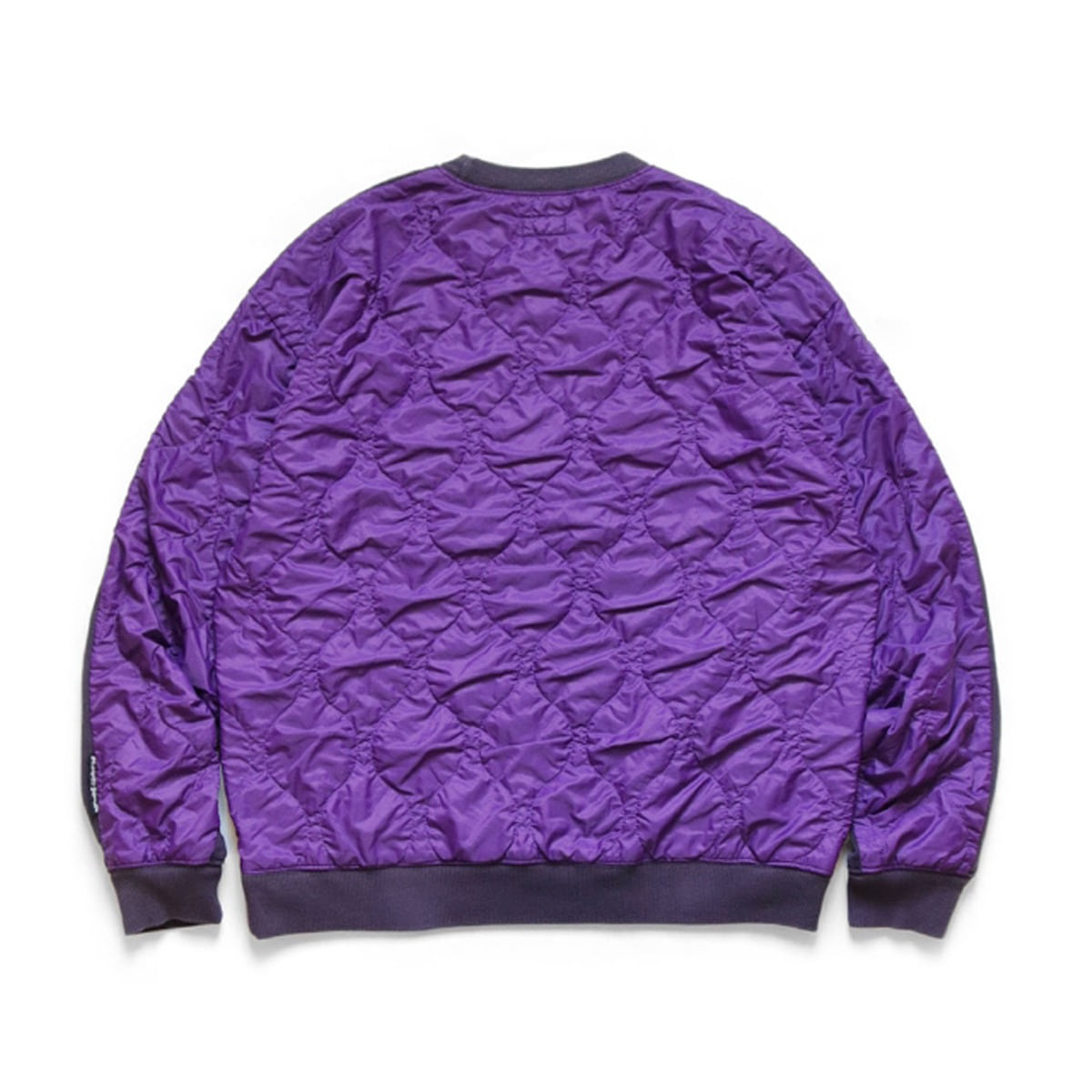 [KAPITAL] FLEECE KNIT BIVOUAC BIG SWT 'PURPLE'