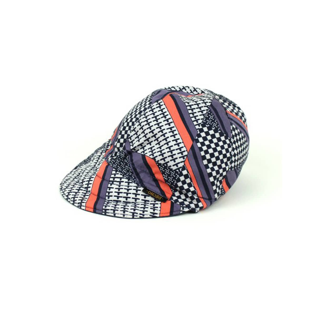 [DECHO] REVERSIBLE POCKETABLE CAP 'NAVY'