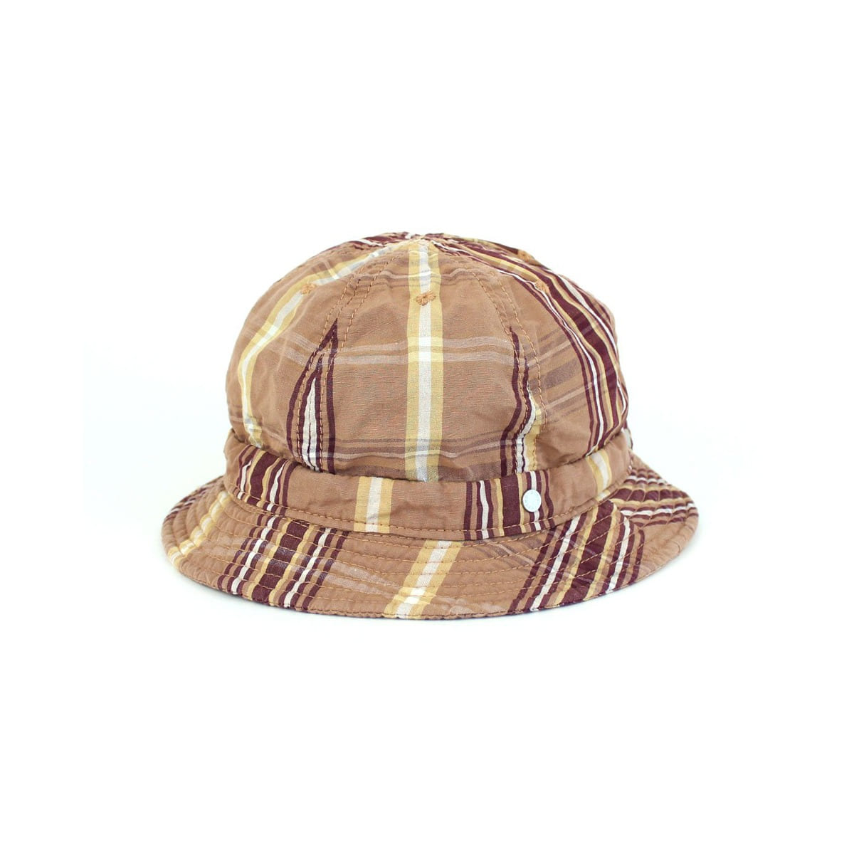 [DECHO] SHALLOW KOME HAT 'BROWN'